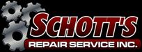 SCHOTT'S REPAIR SERVICE INC Logo