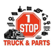 ONE STOP TRUCK & PARTS Logo