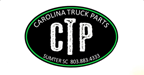 CAROLINA TRUCK PARTS Logo