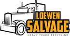 Loewen Salvage Logo