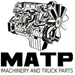 MACHINERY AND TRUCK PARTS Logo