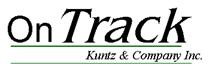 ONTRACK KUNTZ & COMPANY INC. Logo